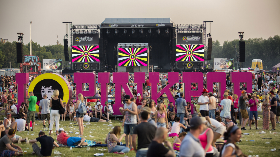Pinkpop 2017 line-up | Festivallovers