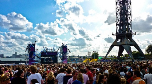 Voltt festival rauw and wow | Festival Lovers