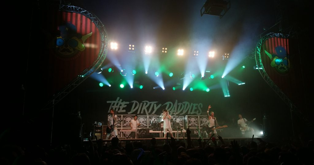 dirty daddies paaspop