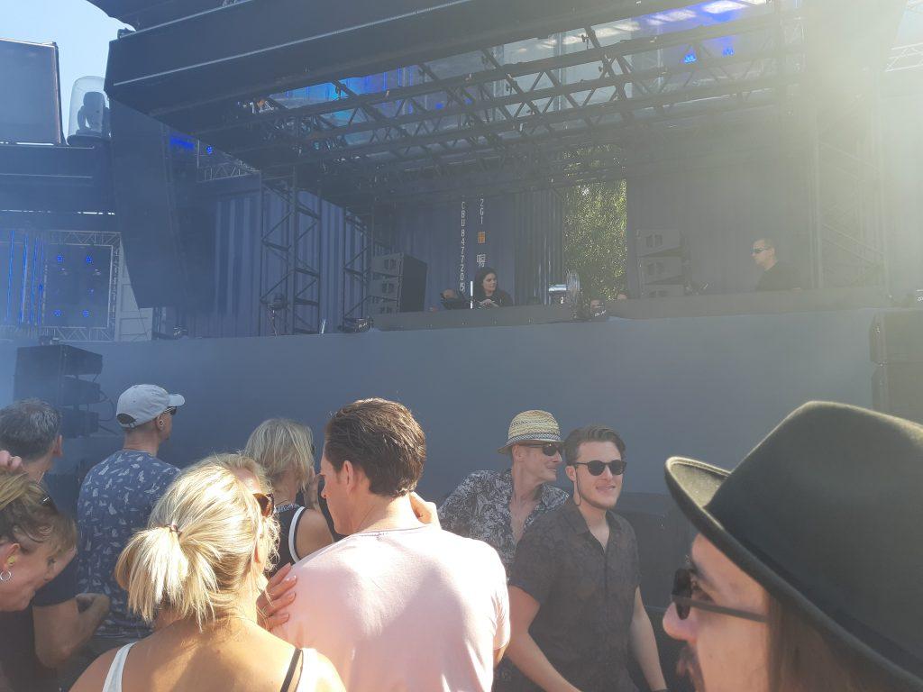 ANNA op Drumcode Festival