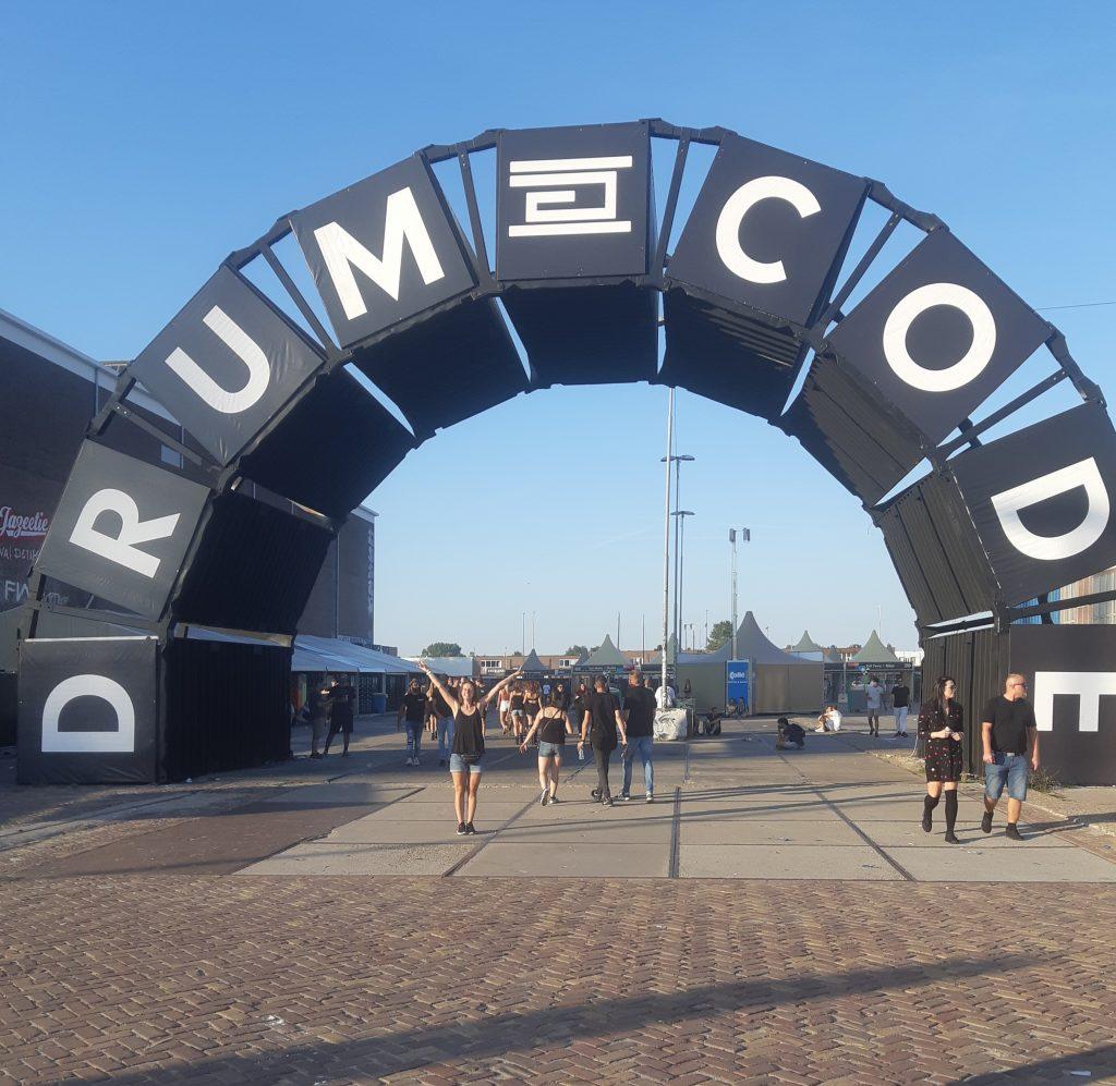 Marlies op Drumcode Festival