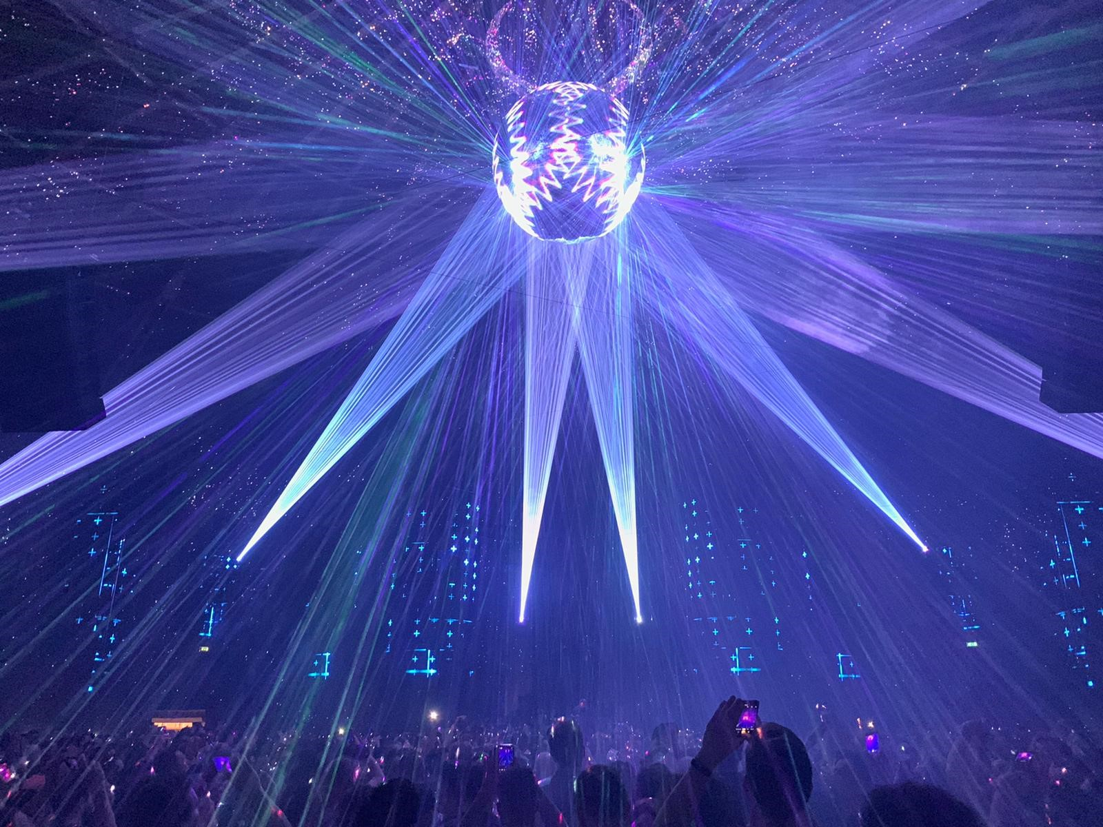Lasers in Awakenings