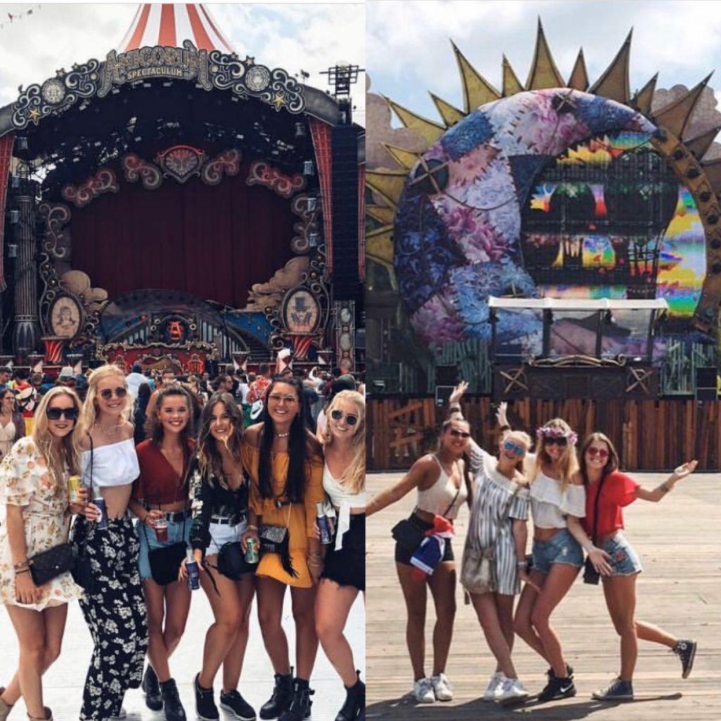 Tomorrowland Favoriete festivals