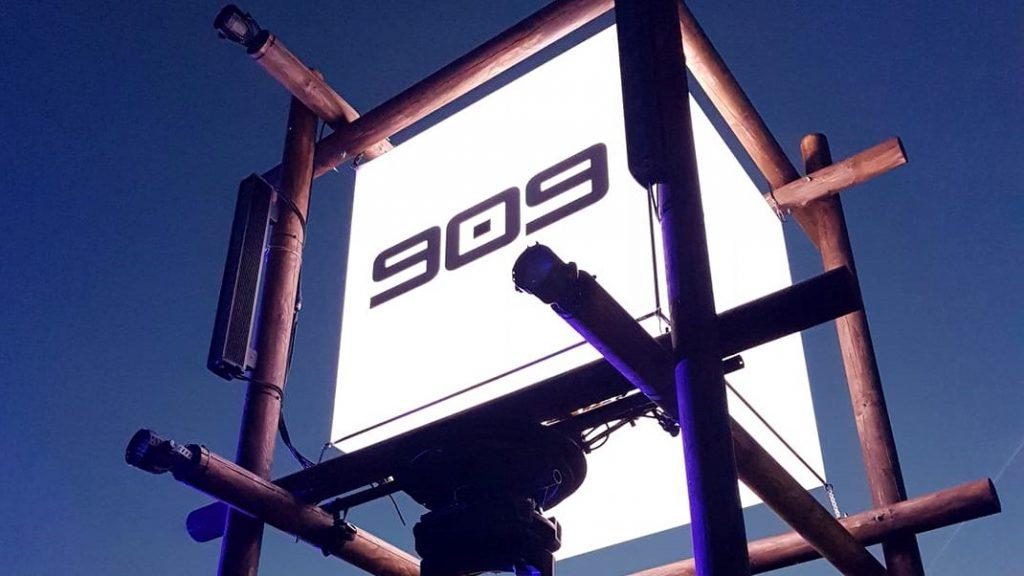 909 festival 2019