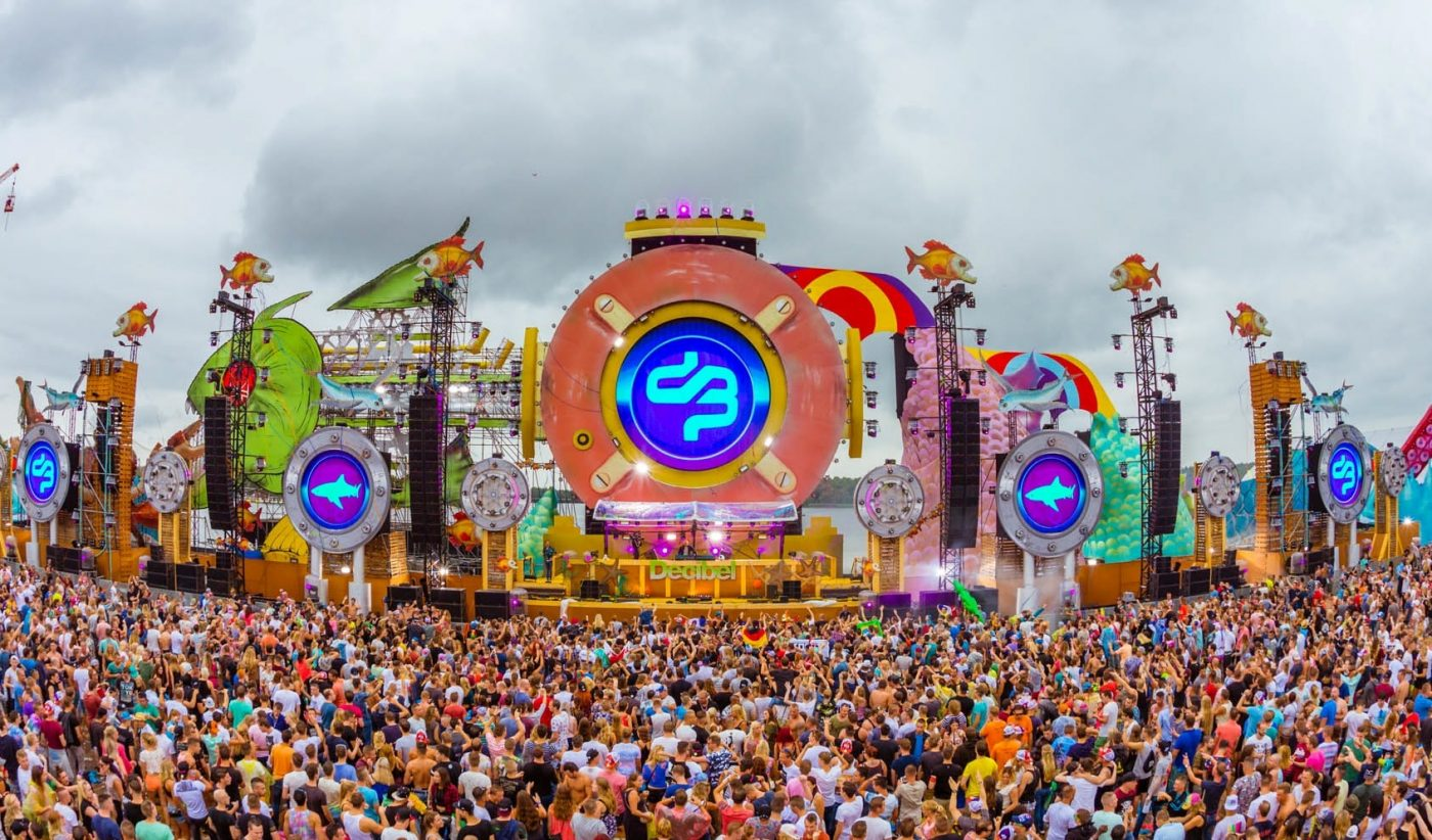 Decibel Outdoor Main Stage 2015 | Festival Lovers