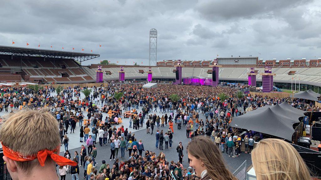 Oranjebloesem Festival Olympisch stadion