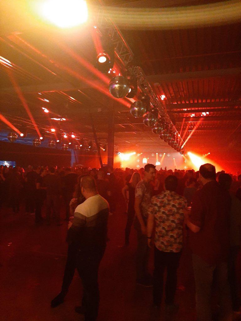 Club stage bij Gelderpop