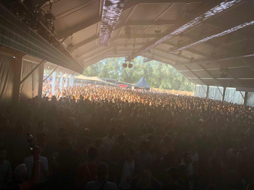 Mainstage strafwerk festival