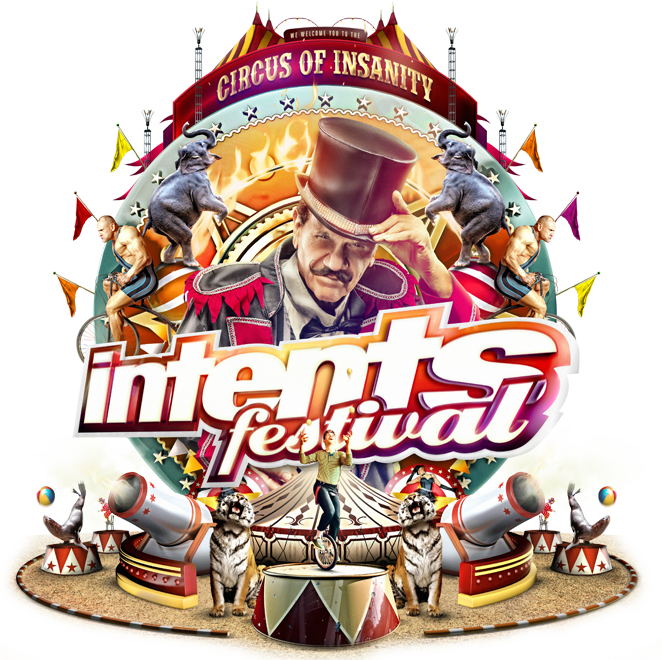 Intens Festival 2017 Circus of Insanity | Festival Lovers