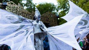 Mystic Winter Garden festival blog Iris Huijkman