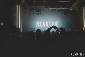 Reaktor Unpolished