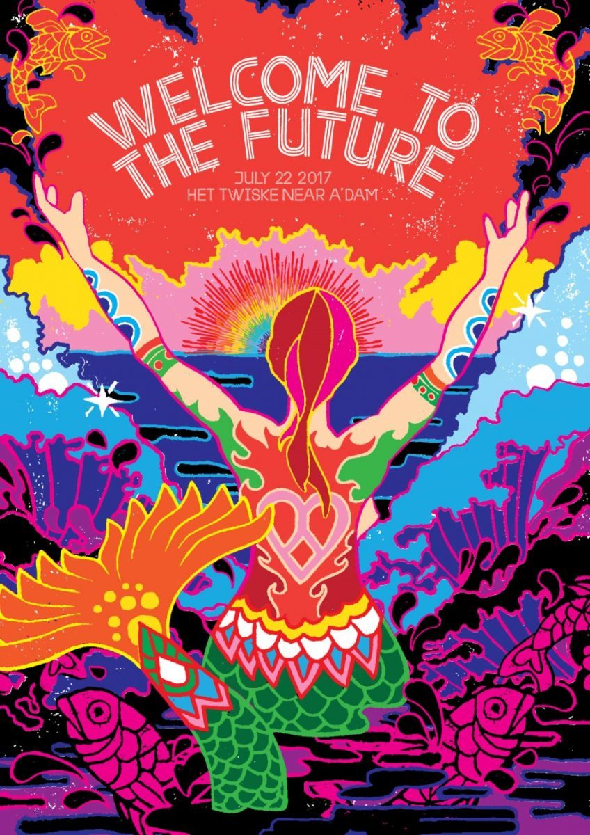 Welcome to the Future Festival 2017 | FestivalLovers
