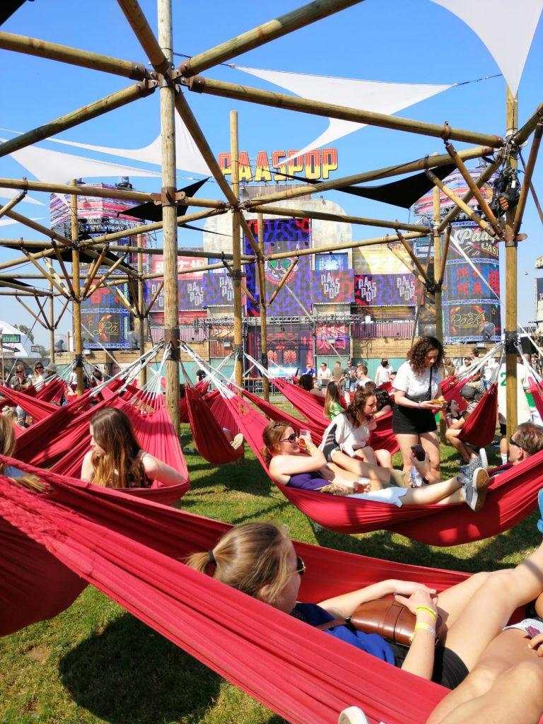 hangmatten chill festival
