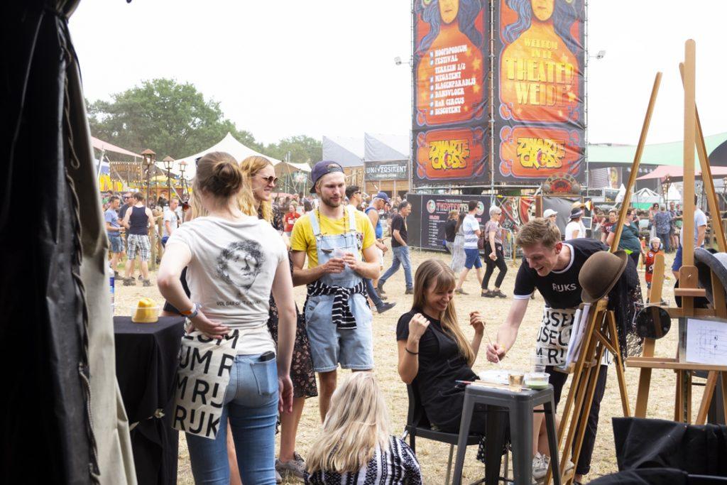 Activiteiten Festival
