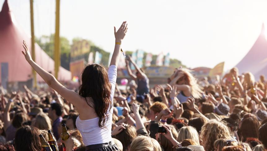 Festival bezoek 2021