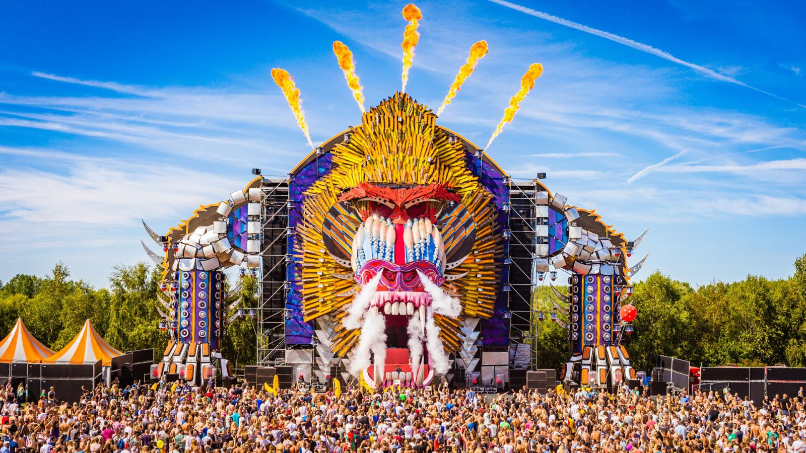Tomorrowland of Mysteryland