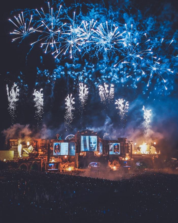 Tomorrowland Festival Belgie